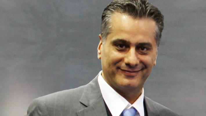 Joseph Najjar, MD, Rittal Middle East
