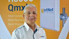 Kamal Mokrani, Global Vice President, InfiNet Wireless