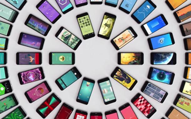 Gartner's study on global sales of smartphones
