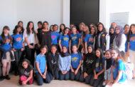 Cisco hosts Annual Girls Power Tech Program