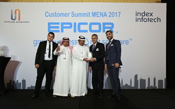 Epicor Customer Summit MENA 2017 Award Winners