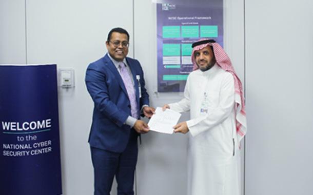 Saudi's NCSC Receives UL Cybersecurity Certification
