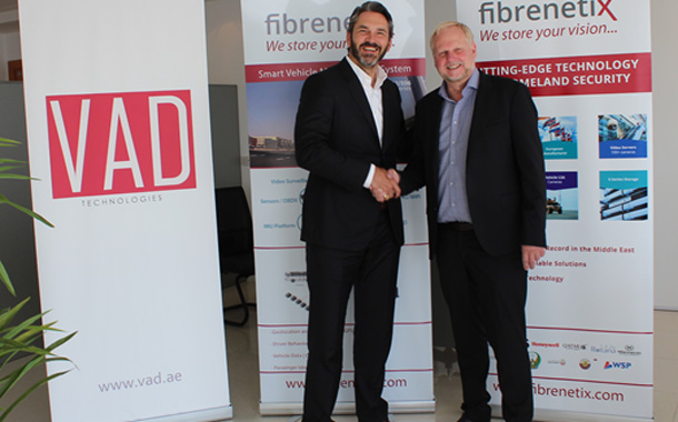 Fibrenetix Partner with VAD Technologies in the Middle East