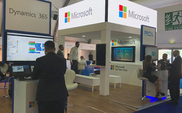 Microsoft Demonstrates the Power of Digital Transformation at ADIPEC