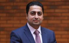 Ehab Kanary, vice president of Enterprise, CommScope