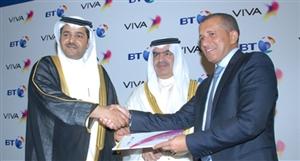 BT Partners With VIVA Bahrain | Enterprise Channels MEA
