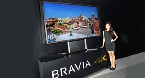 Sony To Showcase 4K Products At World Luxury Expo