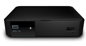 Wd TV Simplifies Personal Content Playback On Any TV