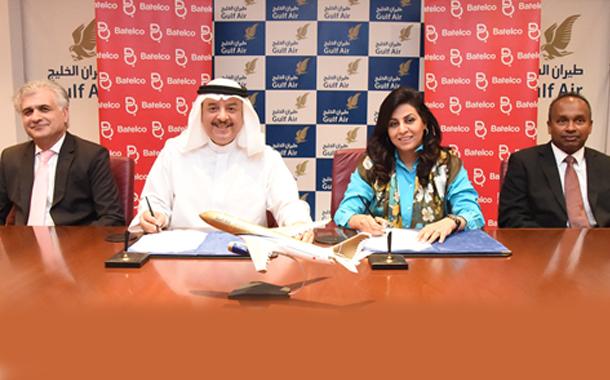 Batelco & Gulf Air Mark 40 years of Partnership | Enterprise