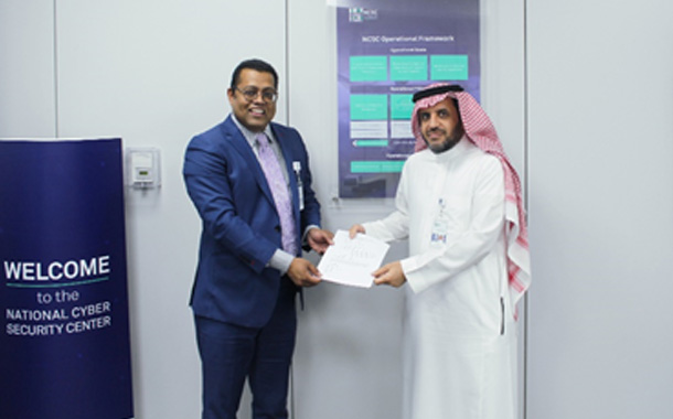 Saudi's NCSC Receives UL Cybersecurity Certification