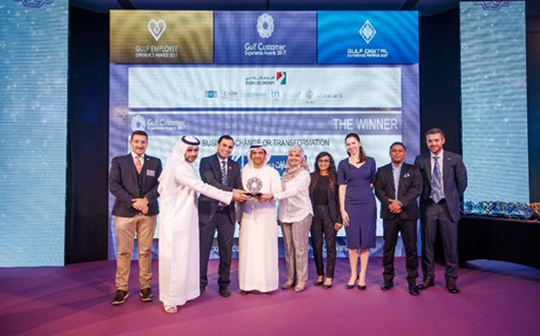 Emirates NBD Honored for 'Tech+Touch' Banking Experience