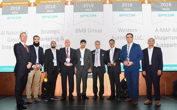 Epicor Reveals 2018 Customer Excellence Award Winners