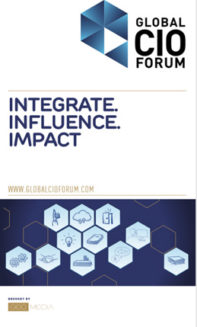 Global cio forum impact