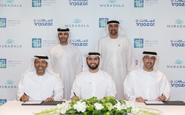"Injazat and MDC BMS Launch Strategic Partnership ""TARABOT"""