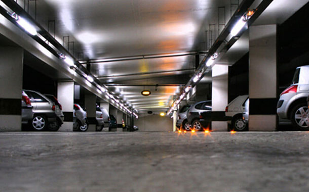 Dubai Police launches smart multi-level parking project