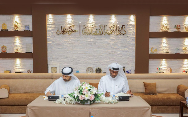 DED-Ajman signs strategic agreement with Department of Land & Real Estate Regulation