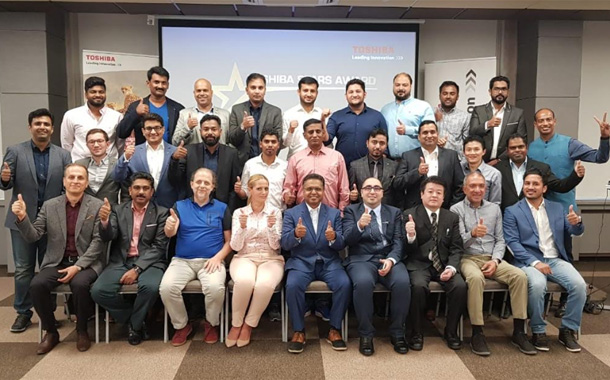Toshibarewards MEA sales toppers with FIFA World Cup 2018