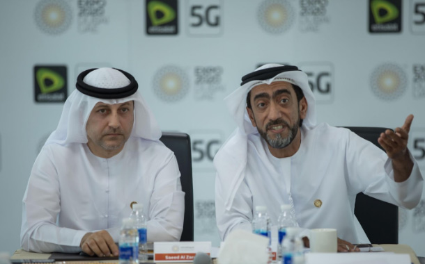 Expo 2020 Becomes First 5G Customer in MEASA