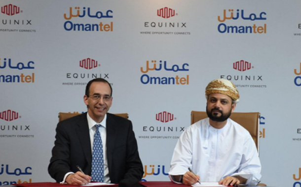 Omantel Partner with Equinix to Open Data Center