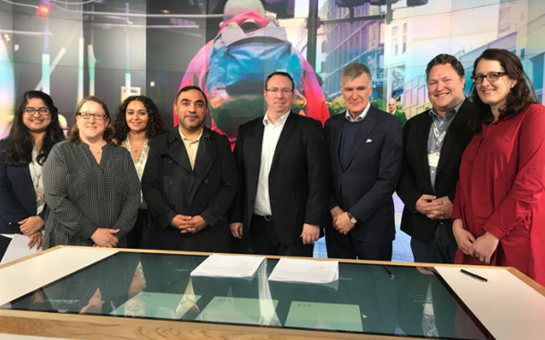 SRTI Park partners with Future Cities Catapult Services