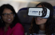 Dubai-bound Passengers experience Lufthansa's new In-flight VR prototype