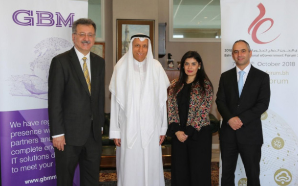 GBM to Showcase Digital Solutions at Bahrain International eGovernment Forum