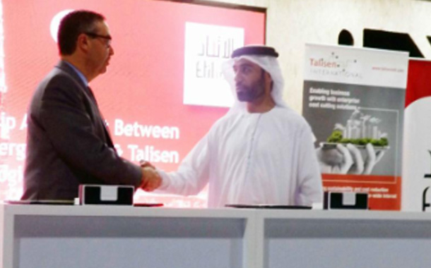 Etihad ESCO signs service agreement with Talisen Technologies