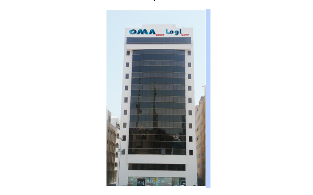 OMA Group Moves Head Office