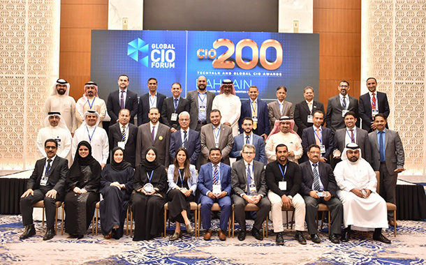 CIO 200 Awards – Bahrain Chapter Concludes Successfully