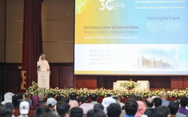 AI is key for human development' says Omar Sultan Al Olama