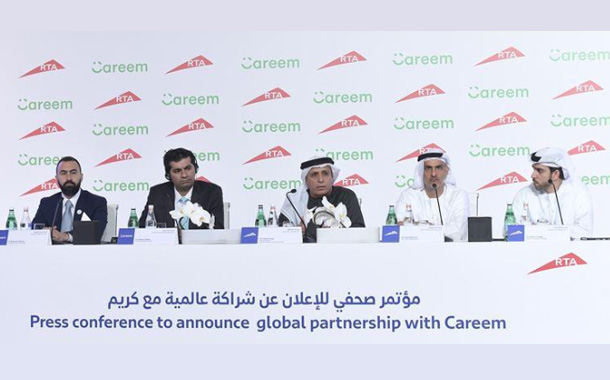Careem and RTA Launch Joint Venture in Dubai
