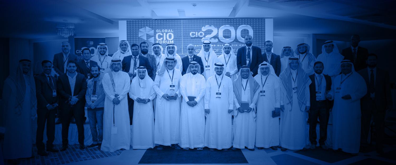 CIO 200 Saudi
