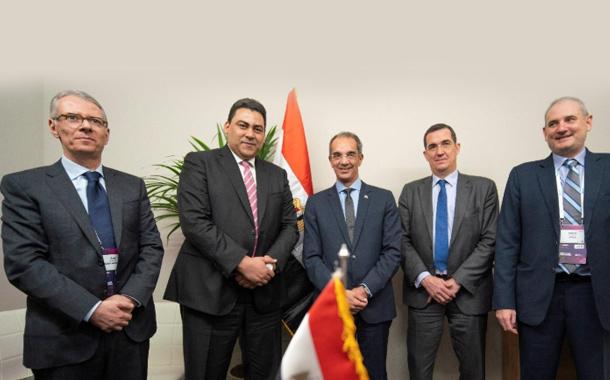 Telecom Egypt and Nokia Sign MoU