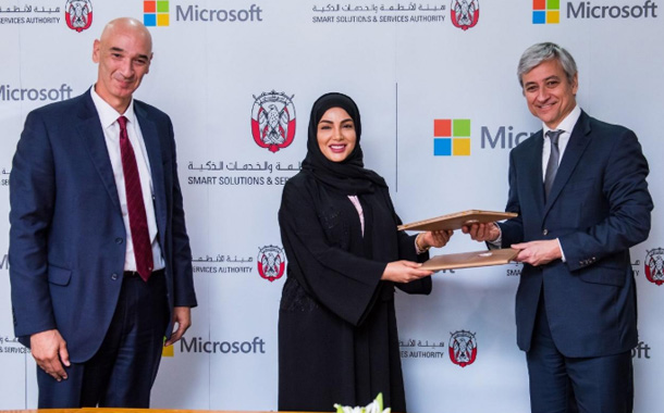 ADSSSA Signs MoU with Microsoft