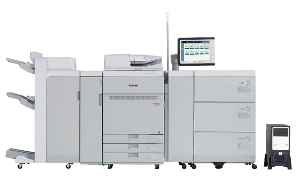 Canon Middle East Launches imagePRESS C910 Printer Series