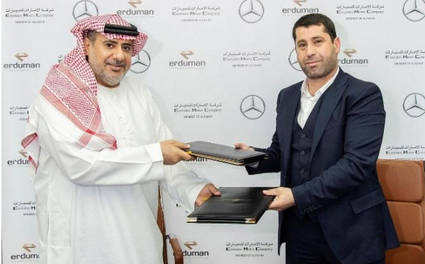 Emirates Motor Company signs with Erduman Automotive