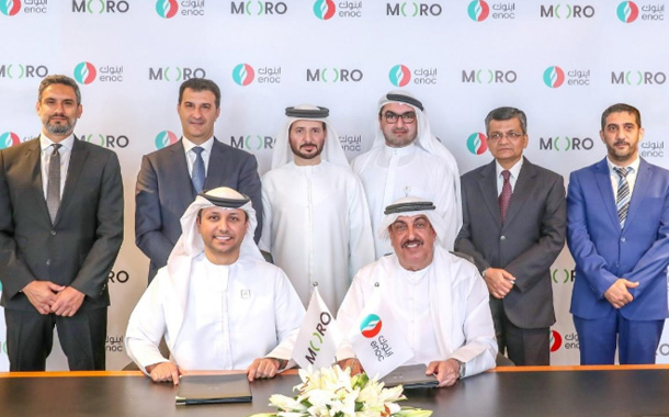 ENOC Partners with Moro