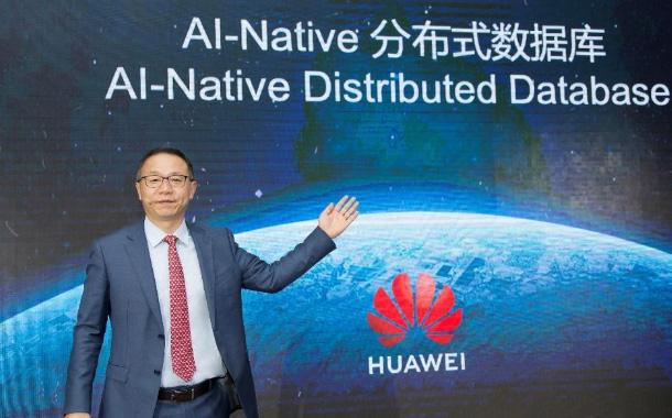 Huawei Launches AI-Native Database