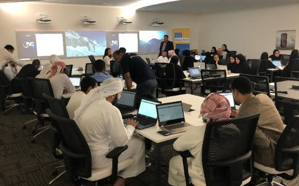 SAS and HCT Co-host Hackathon