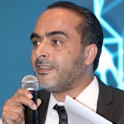 Adam El Adama, CISO of ADNOC Sour Gas