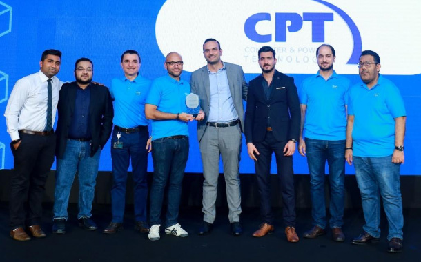 CPT Wins Cisco Collaborate Architecture Award