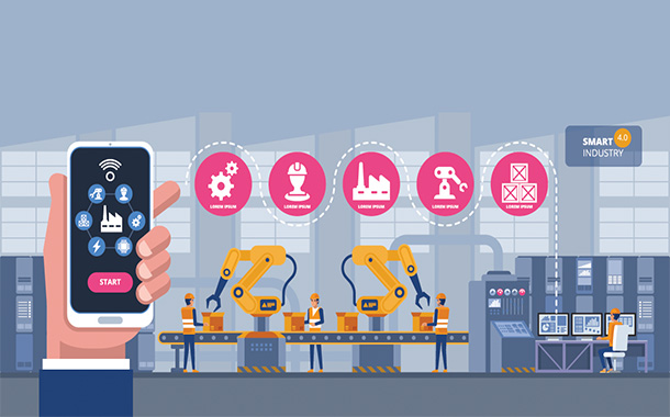 Manufacturing Today in the Factory of Tomorrow