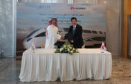 SAR and Huawei sign MoU to develop smart railway in Saudi Arabia
