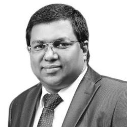 Ashith P, CEO of Gaurdian One Technologies