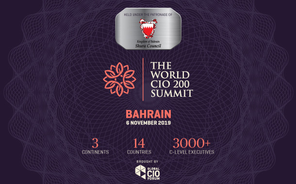 CIO 200 Kingdom of Bahrain Edition to be Held Under the Patronage of The Chairman of Shura Council