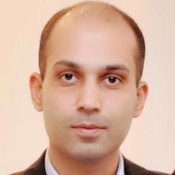 Salman Sarfraz, Networks, Infrastructure & Security Manager, Sky News Arabia