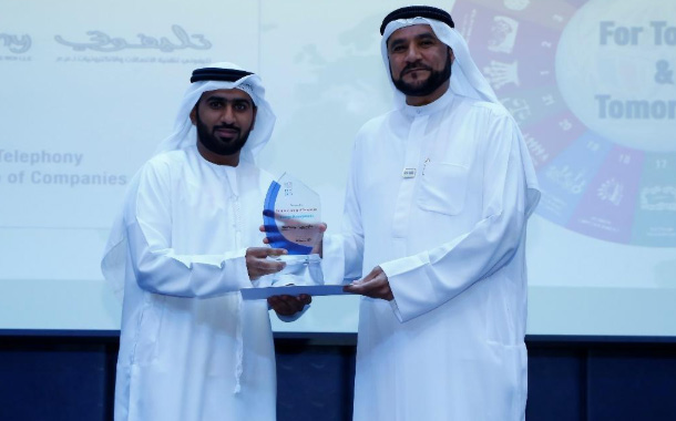 Telephony Group was Awarded by Alleem Business Congress for Energy Management