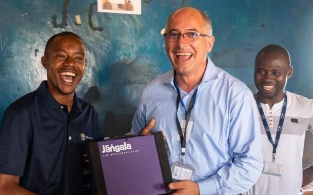 Lenovo Partners with Jangala