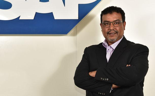 Mercedes-Benz EQ Silver arrow on display highlights SAP's Leadership in transformation