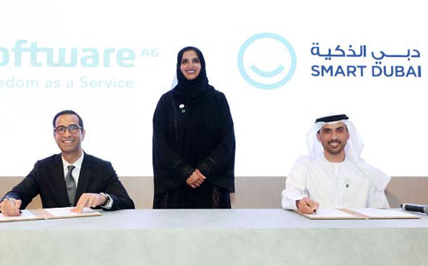 Smart Dubai and software AG partner to continue building the 'Happiest city on Earth'